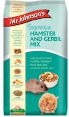 Supreme Hamster & Gerbil Food