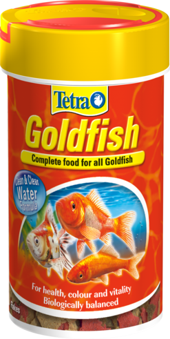 Tetra Goldfish Flakes 100g