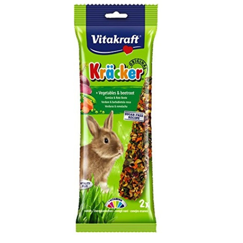 Vitakraft Rabbit Vegetable beetroot Stick